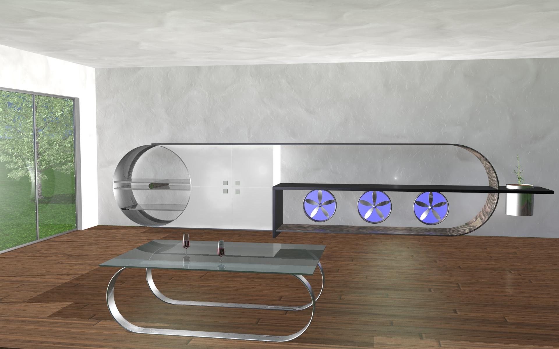 3Dii   3 D Intelligent Interior